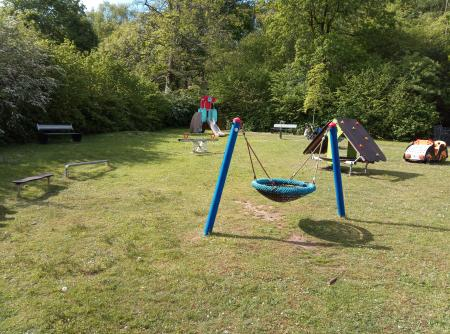 Bluebell Gardens Toddler Play Area