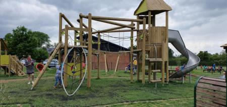 Crowmarsh Gifford New Recreation Ground Play Area