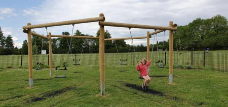 Crowmarsh Gifford New Recreation Ground Play Area