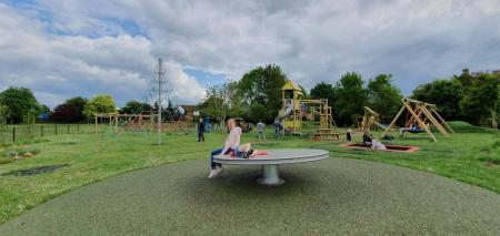 Crowmarsh Gifford Recreation Ground Play Area
