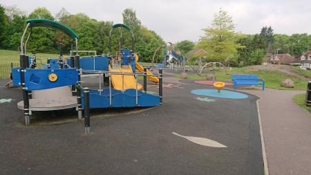 King George V Park and Play Area