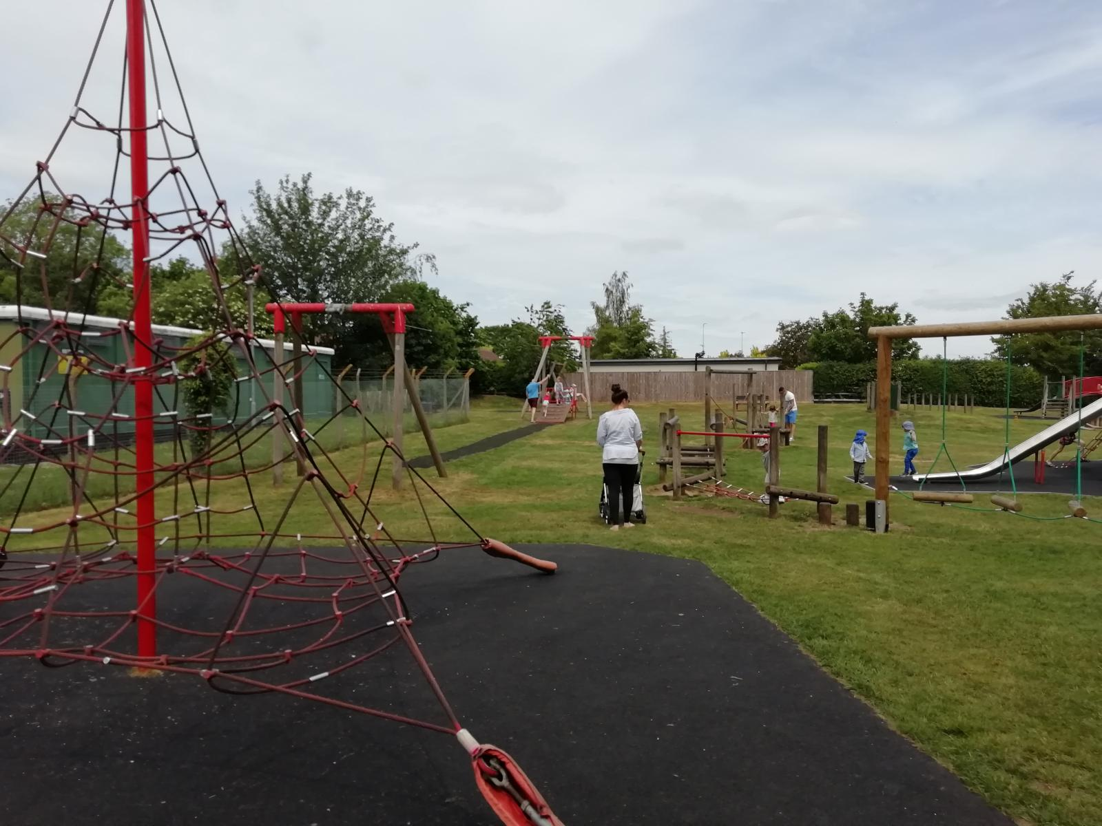 Jubilee Lakes Play Park