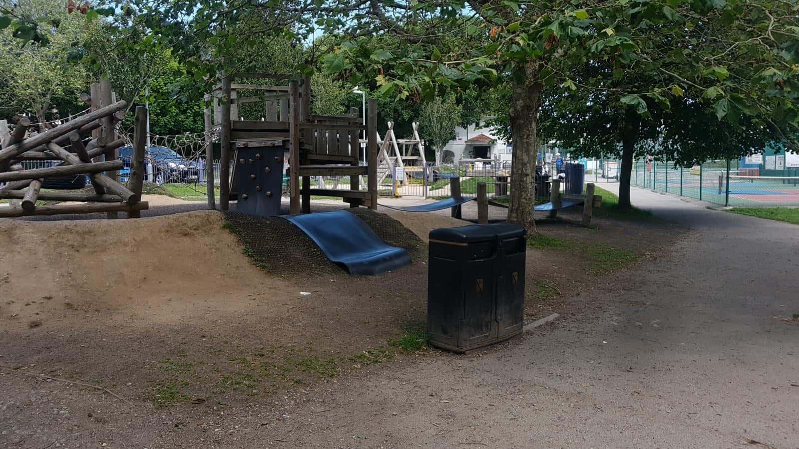 Trenance Park Playground