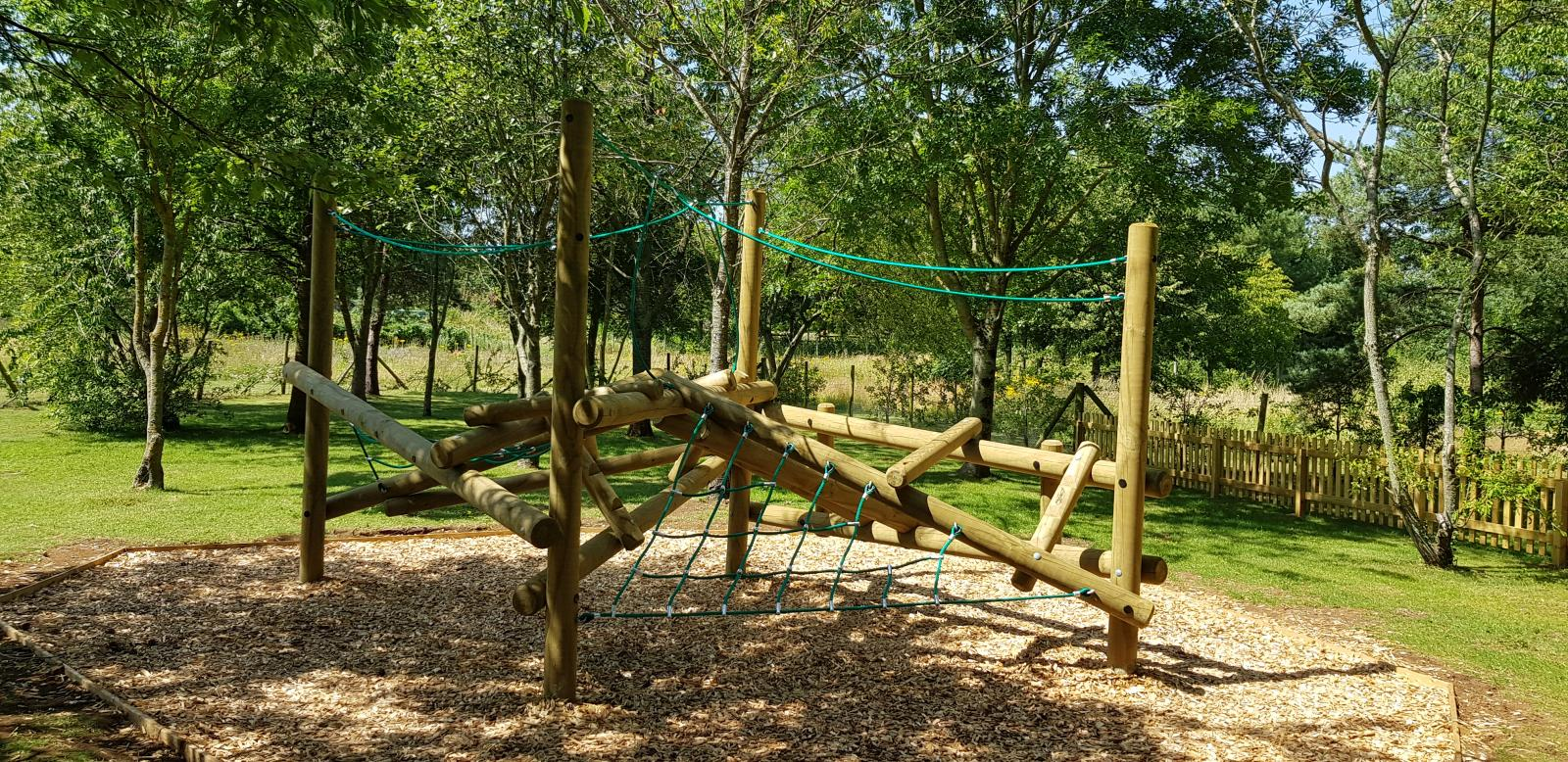 Burford Garden Centre Play Area
