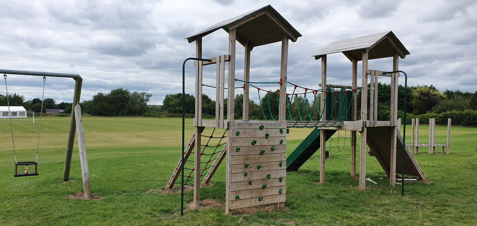 Bodkin Sport Field Playground, Long Wittenham Oxfordshire