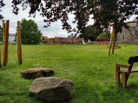 Sandford-on-Thames Village Playground