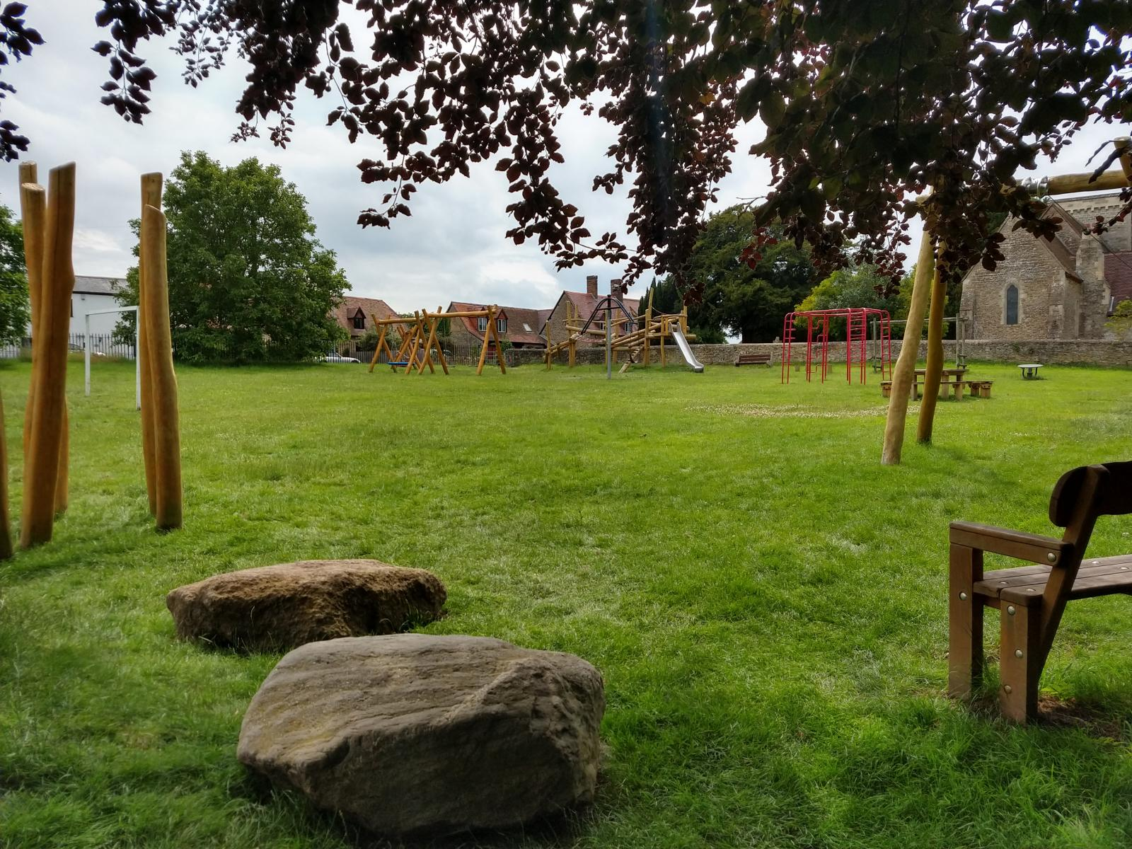 Sandford-on-Thames Village Playground