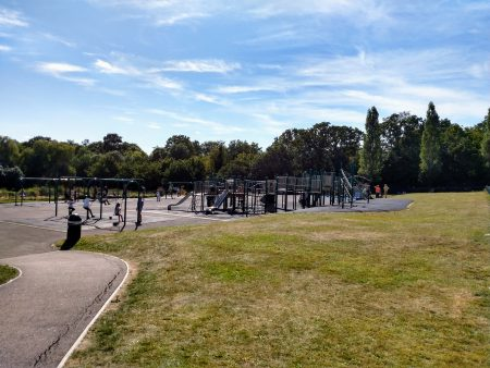 Oakwood Park Playground