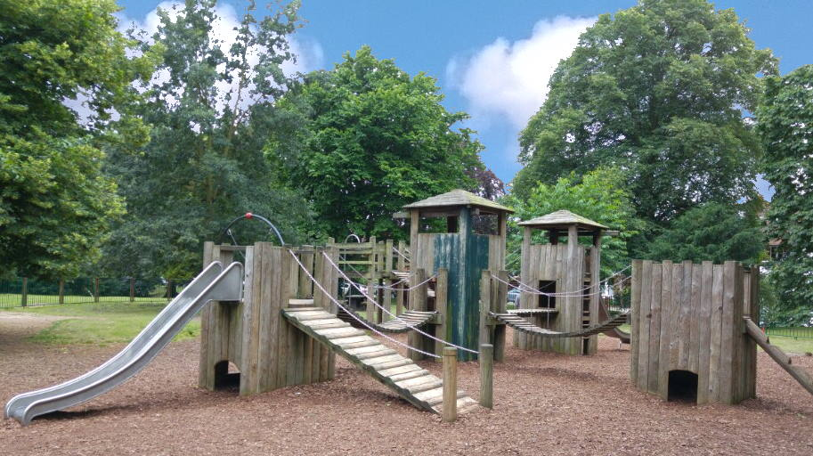 Russell Park Play Area