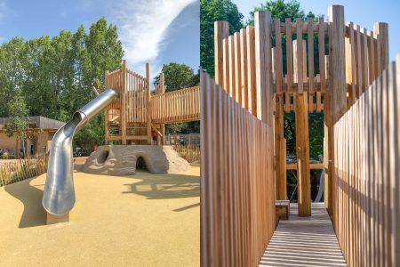 Holland Park Adventure Playground