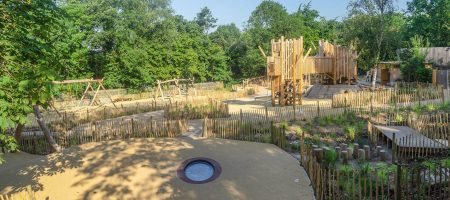 Holland Park Adventure Playground