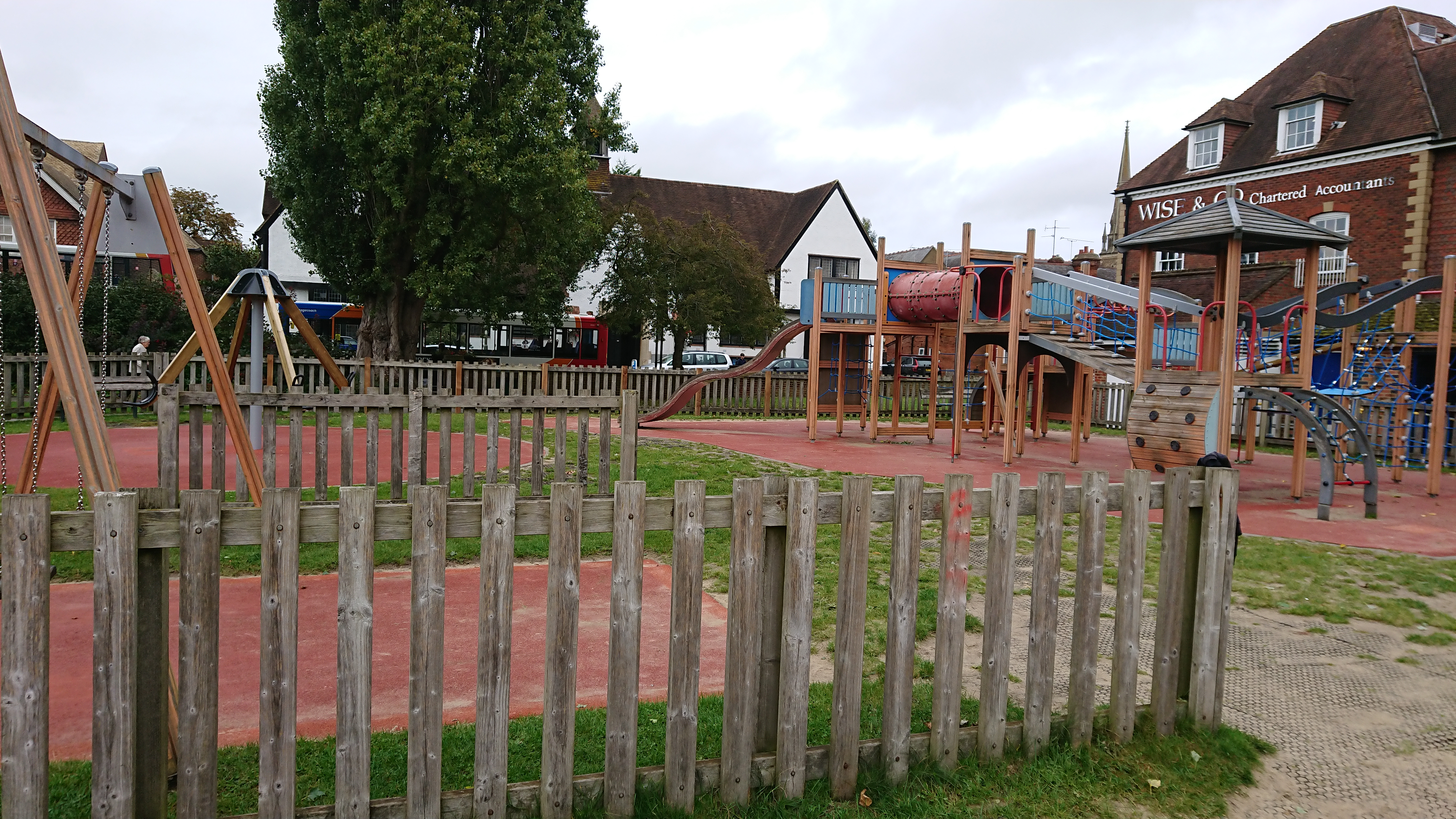 Goostrey Meadow Play Park
