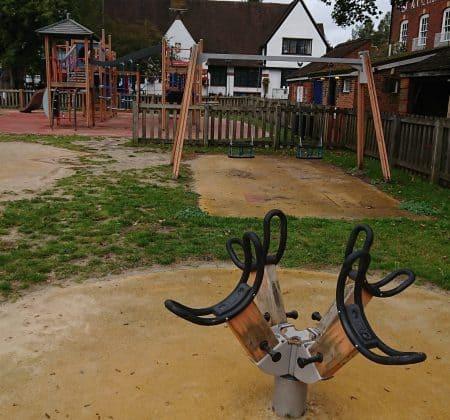Goostrey Meadow Play Park