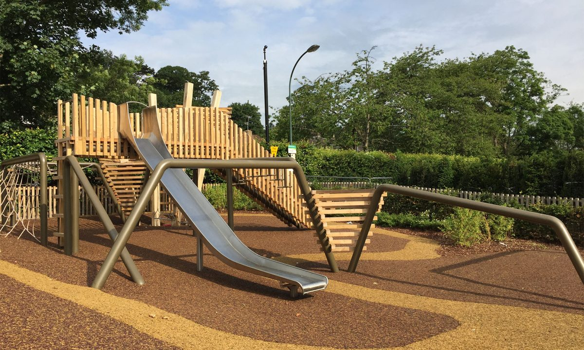 Jellicoe Water Gardens Play Area
