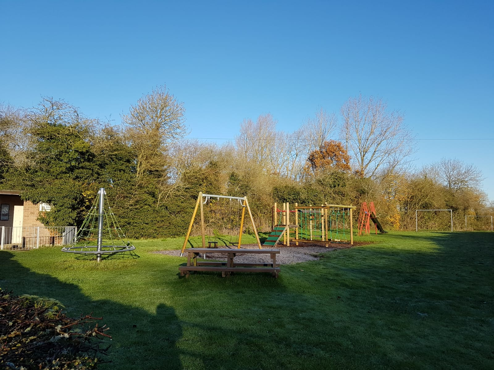 Cratfield Village Playground