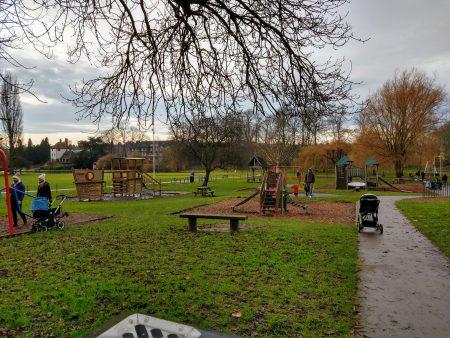 Rowntree Park Playground