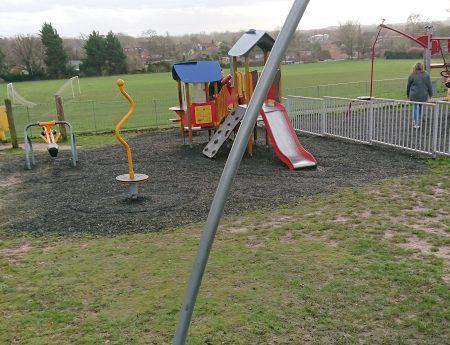 Frimley Green Recreation Ground Playpark