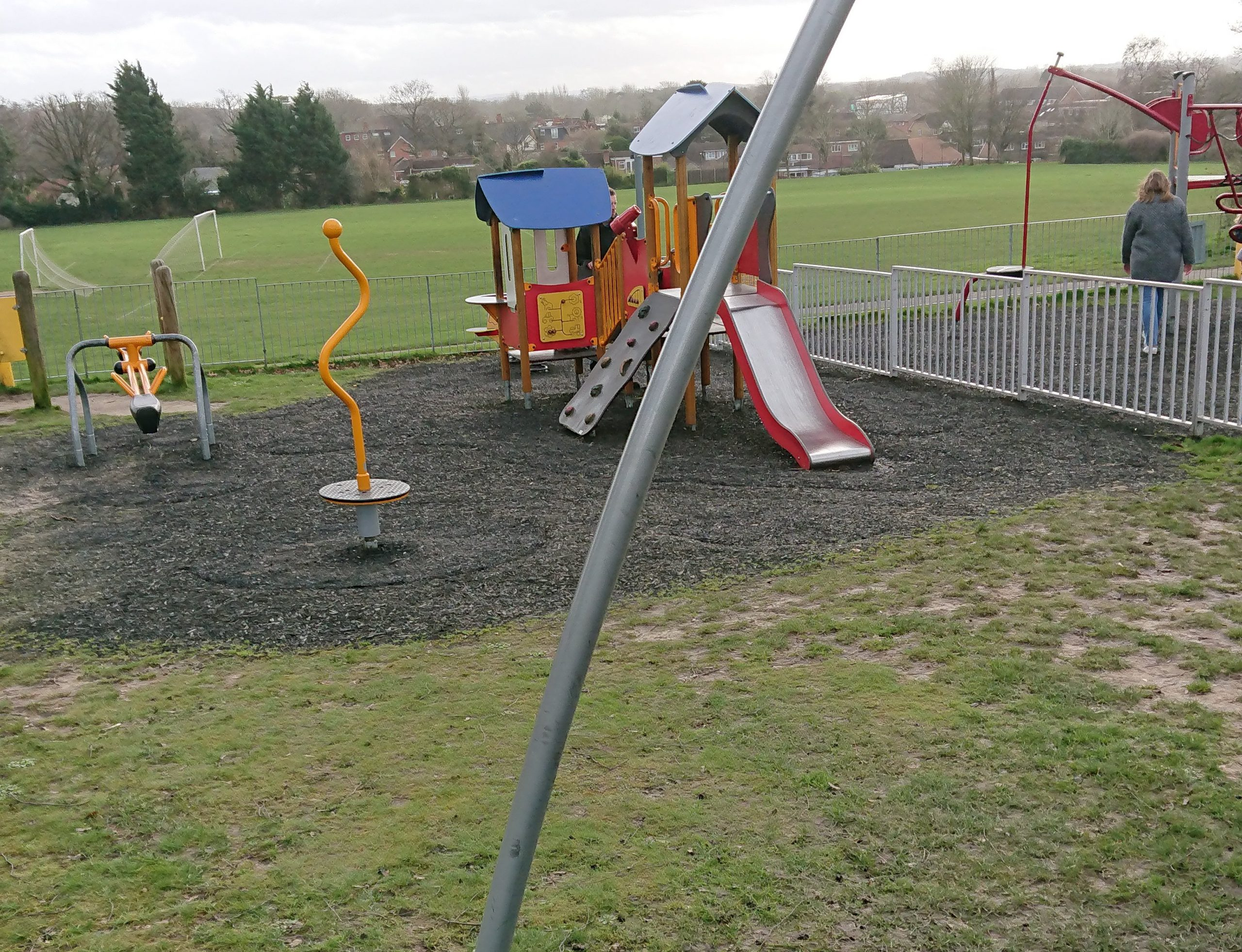 Frimley Green Recreation Ground Playpark