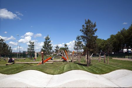 Drapers Field Recreation Ground