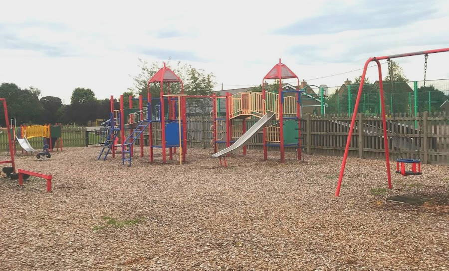 Chieveley Recreation Centre Play Area