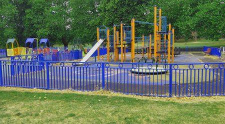 Stevens Park Play Area