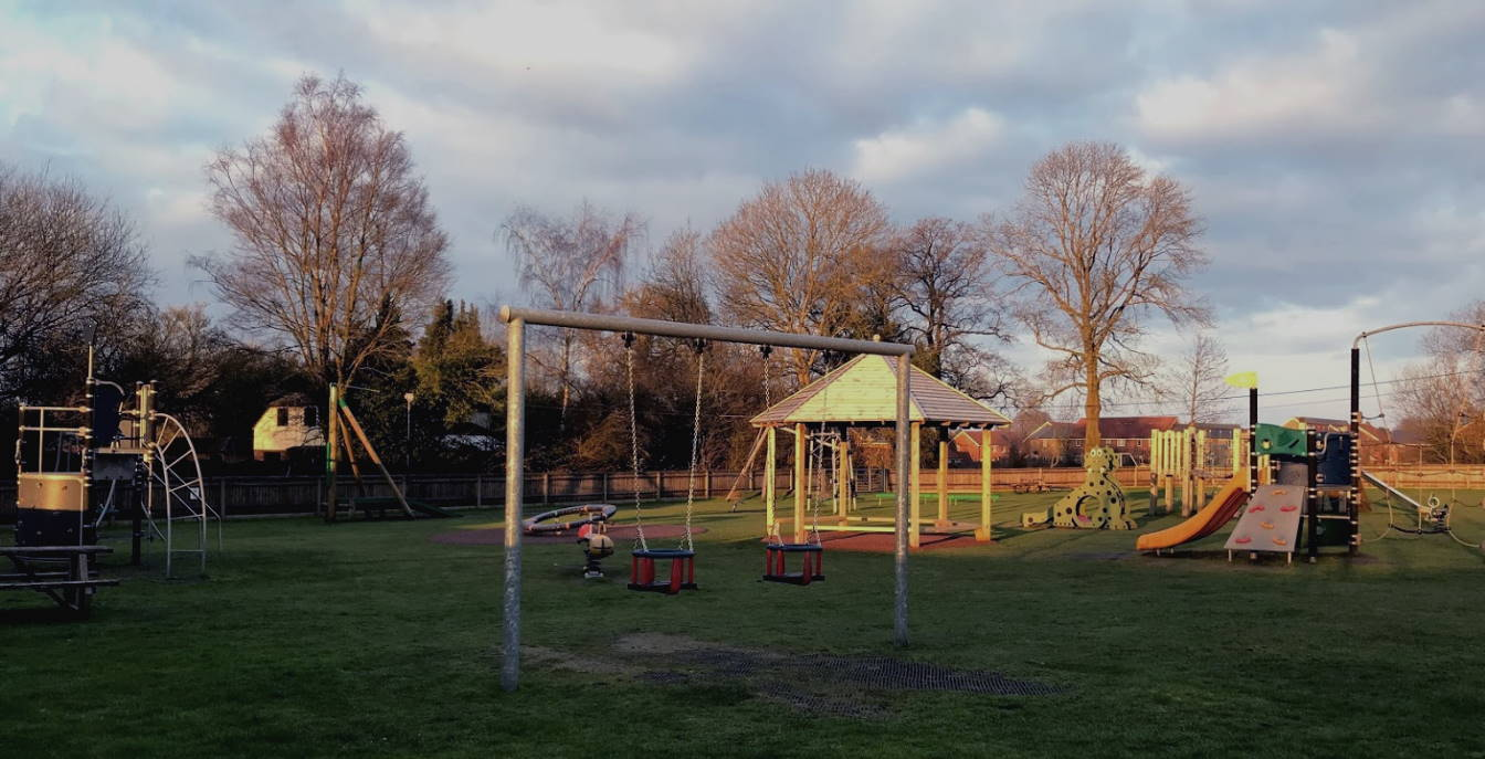 Four Marks Children's Play Area
