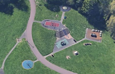 Downhead Park Play Area (Rhino park)