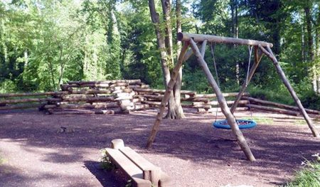 Weston Woods Play Area