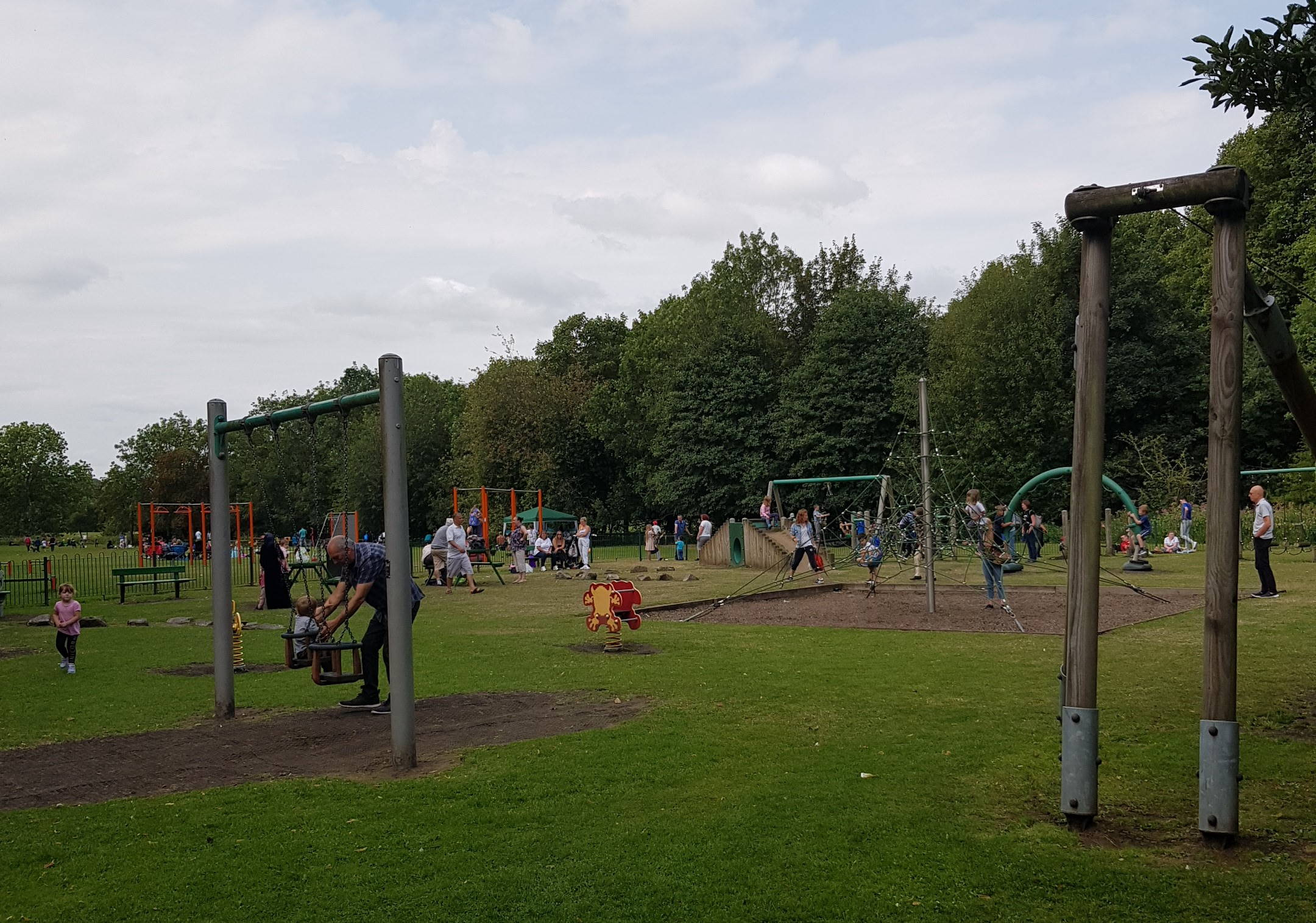 Tyne Green Play Area