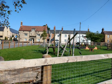 Lower Wolvercote Play Area