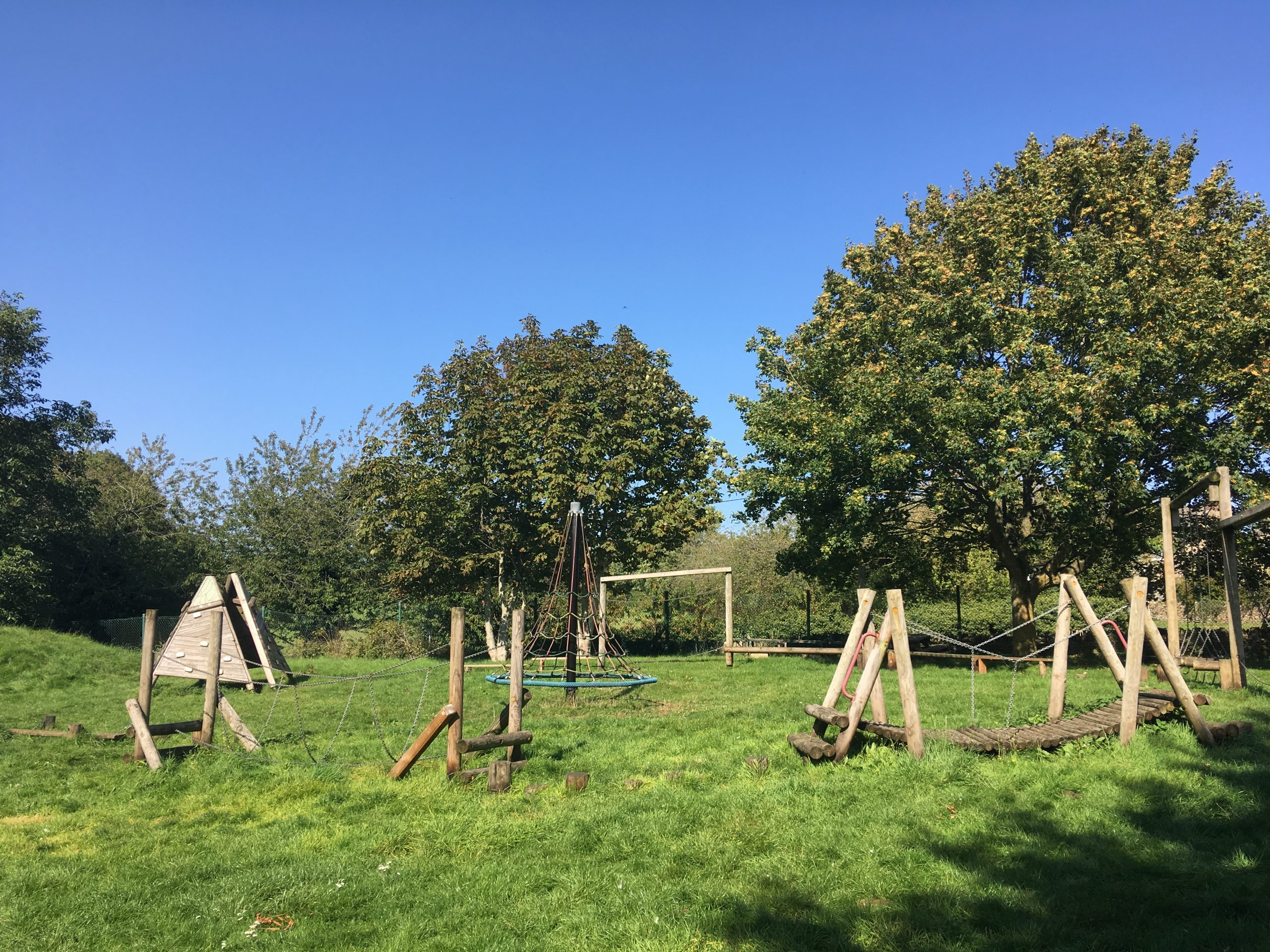 Chadlington Village Playground