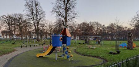 Gloucester Park Play Area