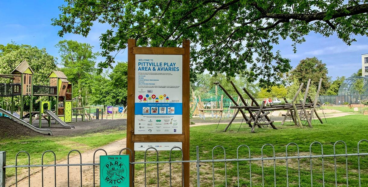 Pittville Park Playground