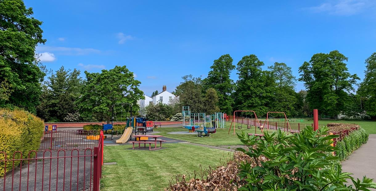 Sandford Park Playground