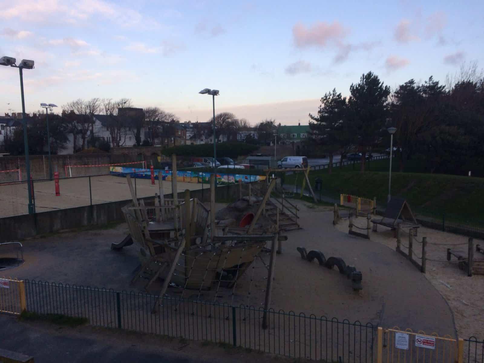 Gull Island Playground