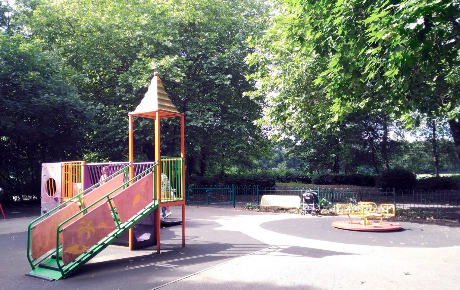 Worthington Park Playground