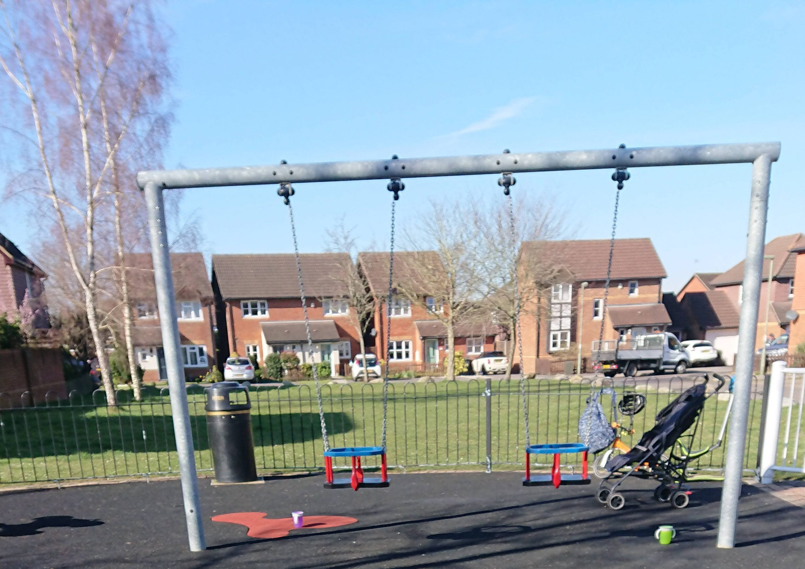 Parish Close Play Park