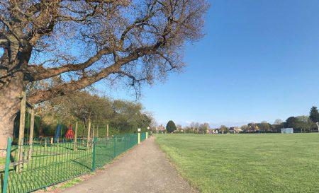 Tillingham Park West Field