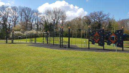 Mill Park Play Area