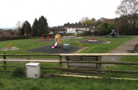 Playground in Henllys, Cwmbran cc-by-sa/2.0 - © Jaggery - geograph.org.uk/p/6432366