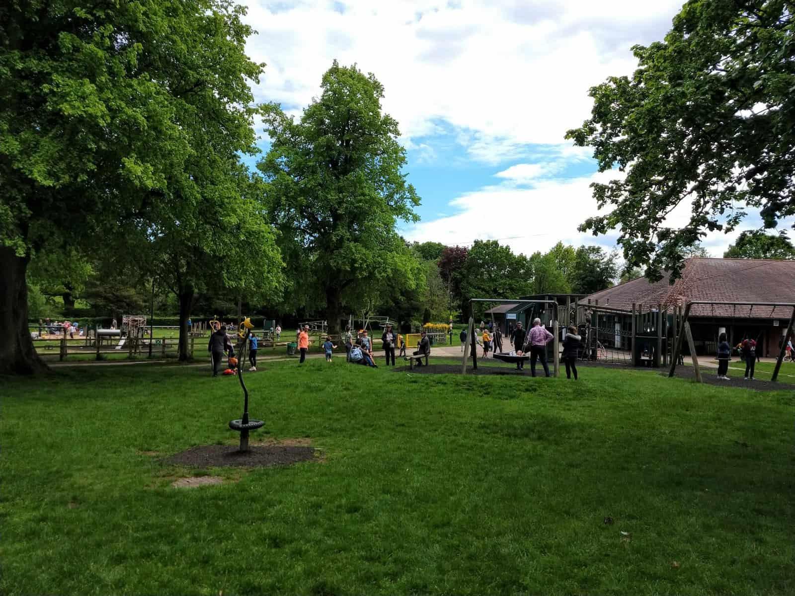Abbey Fields Playground