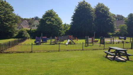 Milton-under-Wychwood Recreation Ground Play Area