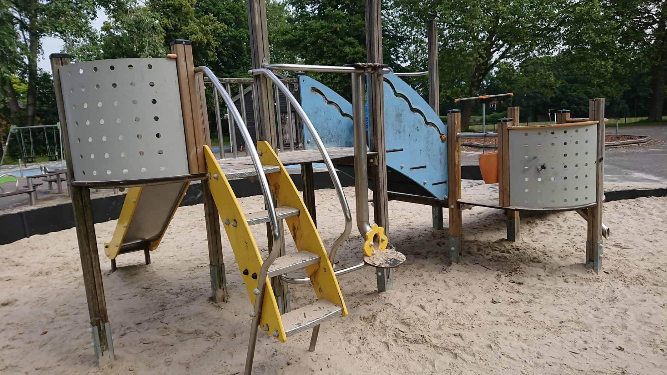 Queens Road Recreation Ground Playground