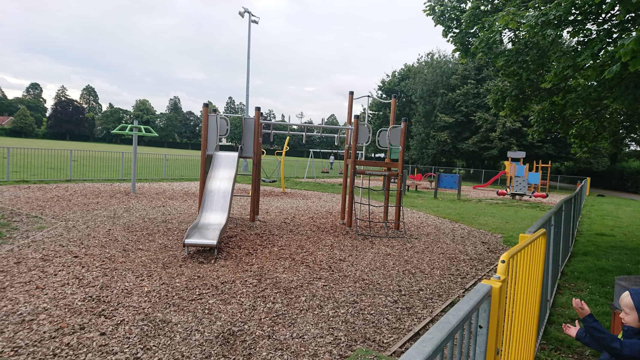 Watchett Recreation Ground Play Area