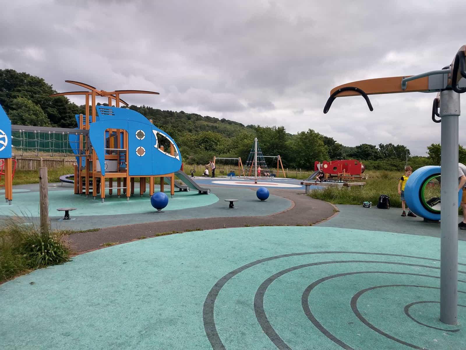 Chocs Away Playground