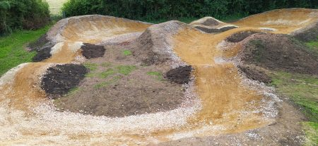 Acklings Pump Track and Forest Area