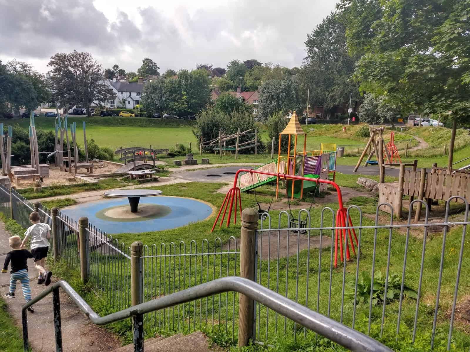Nevill Recreation Ground