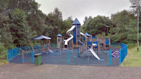 The Falkirk Wheel Children's Play Area