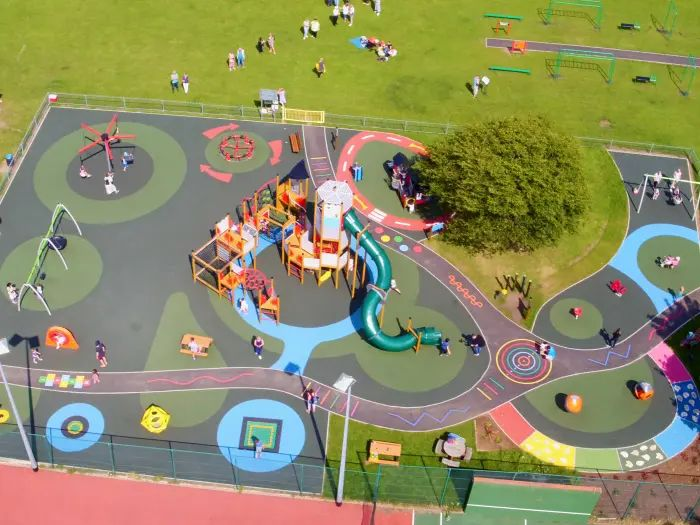 Faye Elizabeth Park and Play Area