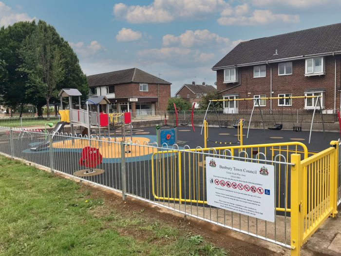 Timms Road Play Area
